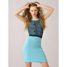 Vestidos Cortos Elegantes Turquesa MS871 Gorgeous Dress, Skirts, Dresses, Fashion, Short Elegant Dresses, Types Of Dresses, Hot Clothes, Clothes Shops, Spring Fashion