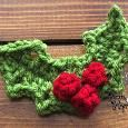 Holly ~ free pattern ᛡ2016