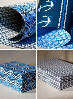 Double sided pattern paper...I adore. Smock's Oxford Suite!