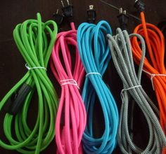 Braided Electrical Cord Covers