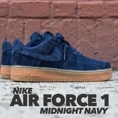 promo code 3f96f 1f462 NIKE AIR FORCE 1 LOW MIDNIGHT NAVY