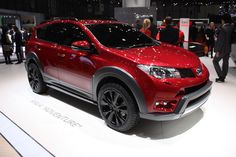 Since it was once redesigned just lately we all know that the 2015 Toyota RAV4 will probably be introduced as a carryover with handiest small enhancements and adjustments.