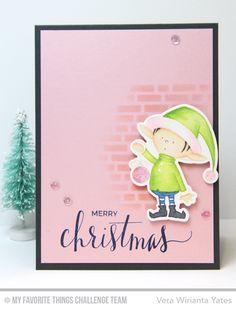 Ling's Design Studio: Merry Christmas