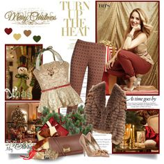 """""""Christmas Story"""" by thewondersoffashion on Polyvore"""