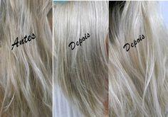 Hidratação Nutritiva! Spa Day, Natural Remedies, Shampoo, Hair Cuts, Hair Beauty, Beautiful Women, Lily, Hairstyle, Makeup