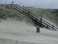 storm in Zeeland 10 januari 2015