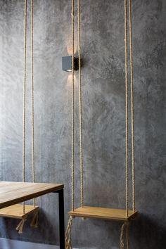 Loft,© Pedro Napolitano Prata Lofts, Loft Studio, Master Bedrooms, 1, House, Compact House, Silver, Arquitetura, Mezzanine Floor