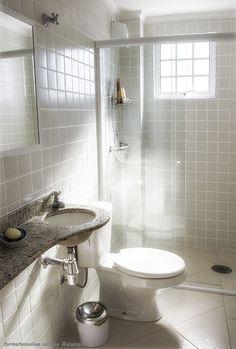 Banheiro de uma das suítes #imoveiscaragua
