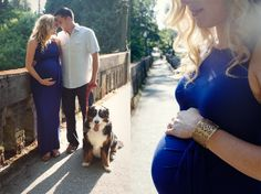 Gorgeous outfit for a maternity session!