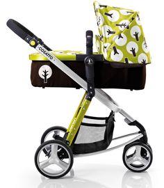 Buy your Cosatto Giggle 3-in-1 Combi Pushchair - Treet from Kiddicare Baby Prams| Online baby shop | Nursery Equipment
