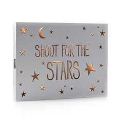 Shoot for the stars Light Boxes