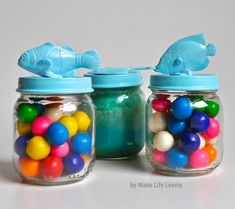 14 ways to use baby food jars