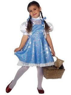 Sequin Dorothy - Child Costume