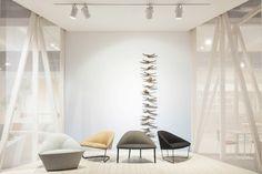 Arper Milano 2014 / creative direction lievore altherr molina / Styling Studio Bakker