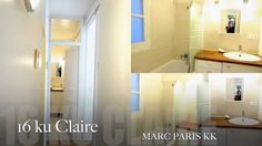 16区 CLAIRE HOMESTAY-STUDIO フランス 留学 おすすめ 語学学校  ホームステイ パリ マーク
