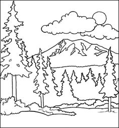 washington state coloring pages - photo#21