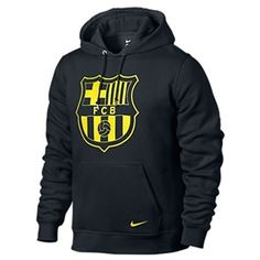 Stay comfortable and show your Barca pride. The Nike Club FC Barcelona Core soccer hoodie gives you just what you need. Get yours at soccercorner.com
