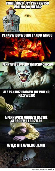 Bts Memes, Funny Memes, Jokes, Polish Memes, Wtf Funny, Horror Movies, Kuroko, Haha, Movie Posters