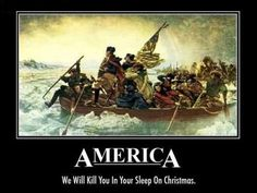 Historical Humor--but it wasn't on Christmas... it was the day after