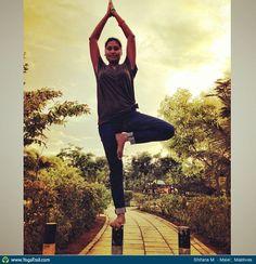 """#Yoga Poses Around the World: """"Tree Pose"""""""