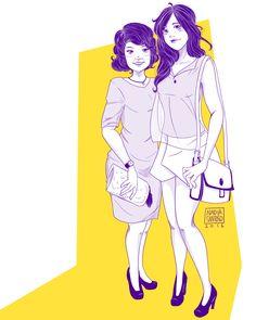 Generation Gap by chuunin7.deviantart.com on @DeviantArt