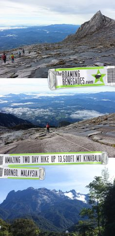 The two day trek up the 13,435 ft Mt. Kinabalu on Malaysian Borneo, a true adventure! https://theroamingrenegades.com/2017/10/climbing-mount-kinabalu-borneo-malaysia.html | #travel #Malaysia #Borneo #Kinabalu #mountain #hike #themountains #explore #adventure #outdoors #trek #asia #southeastasia #bucketlist #wanderlust