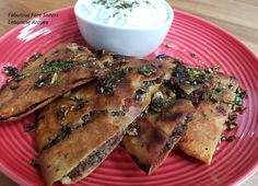 Lebanese Arayes – Fabulous Fare Sisters Ground Lamb, Ground Beef, Braised Lamb Shanks, Tzatziki Sauce, Lebanese Recipes, Plain Yogurt, Shawarma, Sour Cream
