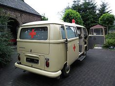 vw t2 ambulance - Google'da Ara
