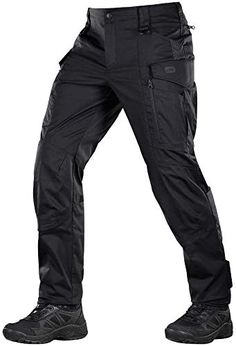 Shop a great selection of Conquistador Flex - Tactical Pants Men - Cargo Pockets (Black, S/L). Find new offer and Similar products for Conquistador Flex - Tactical Pants Men - Cargo Pockets (Black, S/L). Black Tactical Pants, Tactical Wear, Tactical Clothing, Cargo Pants Men, Camo Pants, Twill Pants, Conquistador, Leather Trench Coat Woman, Slim Fit Dress Pants