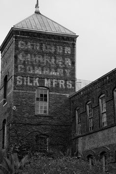 Old silk mill on Lakeville Road www.tracyotsuka.com
