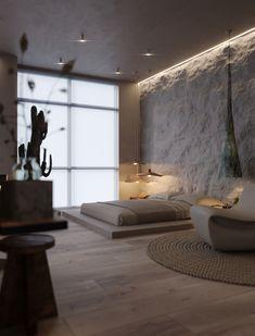 Wabi Sabi Apartment. 2 On Behance