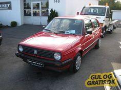 19:000 VW GOLF 1,6CL 70HK 3DØRS, billede 4