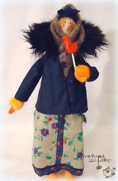 Куклы своими руками от Эльвиры Шиленко - 5 Сентября 2013 - Кукла Тильда. Всё о Тильде, выкройки, мастер-классы.