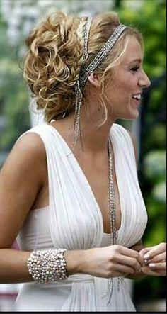 The best serena Van der woodsen hair of all time