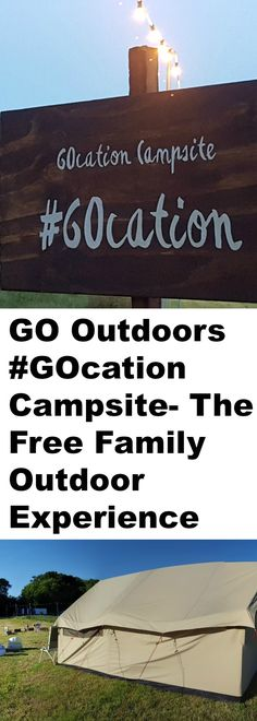 We were invited GO Outdoors GOcation first campsite.The free family outdoor experience was set on beautifulRisden Farm,Hawkhurst, Kent.With ready pitc....