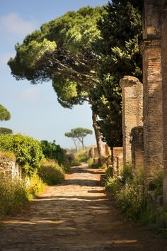 allthingseurope:  Ostia Antica, Italy (by Maches76)