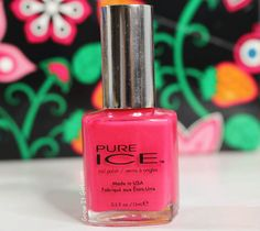 After Hours by Pure Ice Nail Polish  An inexpensive nail polish sold at Walmart for less than $4.