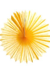 paper-rosettes-medallions-yellow-party-supplies-shop