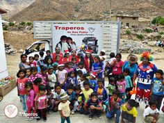 Compartiendo la navidad con los niños de Picamarán (Yauyos) Contáctenos : 258-3889 / 258-5262