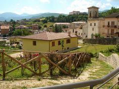 Another Italian Village, Piedmont, Italy...❄🌷
