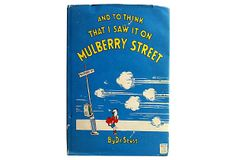 Mulberry Street, 1st Ed on OneKingsLane.com