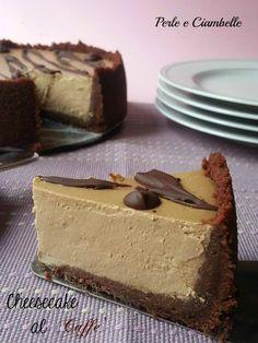 it wp-content uploads 2014 05 Cheesecake Bars, Cheesecake Recipes, Dessert Recipes, Chess Cake, Sweet Coffee, Torte Cake, Brownies, Italian Desserts, Breakfast Dessert