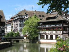 Strasbourg, what's not to love?  <3