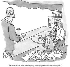 Cartoons from the Issue of May 20th, 2013 : The New Yorker