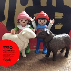 2015 Happy Chinese New Year !!! @ Photograpgy byMacoHsu inArtlife #Playmobil #SoHappy #VINTAGE #TOY #Artlife