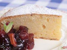 Receta:Juliana Lopez May / Torta de yogurt Chefs, Osvaldo Gross, Ww Desserts, Sandwiches, Cheesecake, Food And Drink, Gluten, Favorite Recipes, Bread