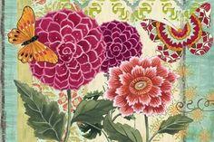 """""""Flourish Hz"""" By Jennifer Brinley."""