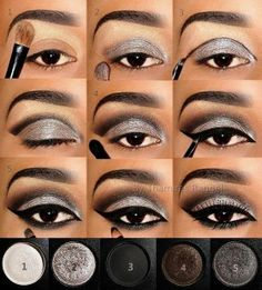 Cool Gray Eyeshadow Smokey Eyeshadow Tutorial Silver Eyeliner How To Eyeshadow Eyeshadow Steps Eyeshadow Tutorials Eyeshadow Guide Eyeshadow Techniques Makeup Tips Smokey Eyeshadow Tutorial, Eyeshadow Guide, Grey Eyeshadow, Eyeshadow Makeup, Eyeshadow Tutorials, Eyeshadow Steps, Eyeshadow Techniques, Makeup Tutorials, Smoky Eye Tutorial