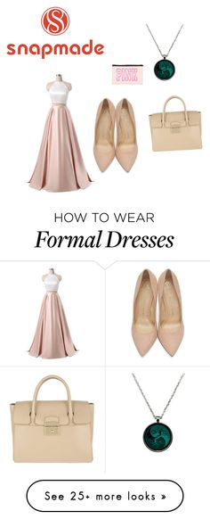 """""""Snapmade expensive"""" by daisymaybowman on Polyvore featuring Charlotte Olympia and Furla"""