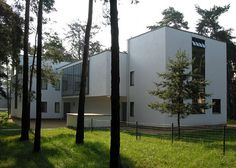 Meisterhäuser – Paul Klee I Architekt: Walter Gropius I Baujahr: 1925-1926 I Adresse: Ebertallee 71, Dessau-Roßlau